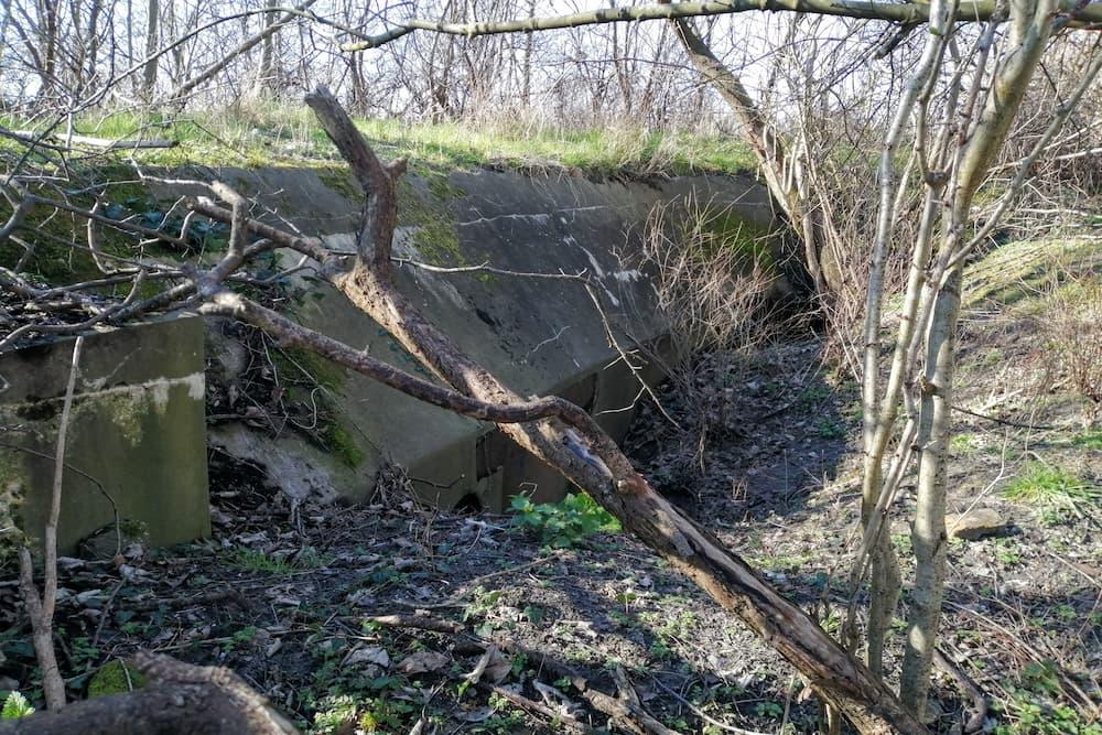 Stp XXII HL Bunker 610 Oostvoorne