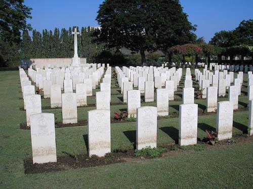 Oorlogsbegraafplaats van het Gemenebest Madras