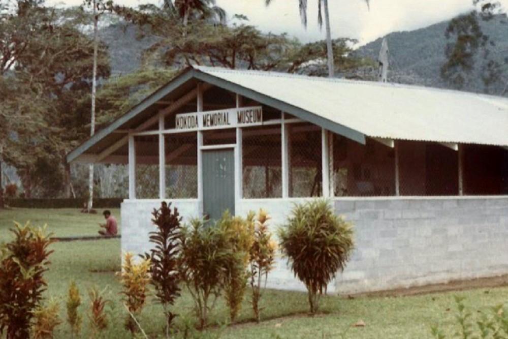 Kokoda Trail - Kokoda Memorial Museum