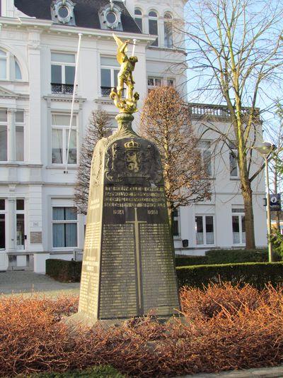 War Memorial Sint-Michiels