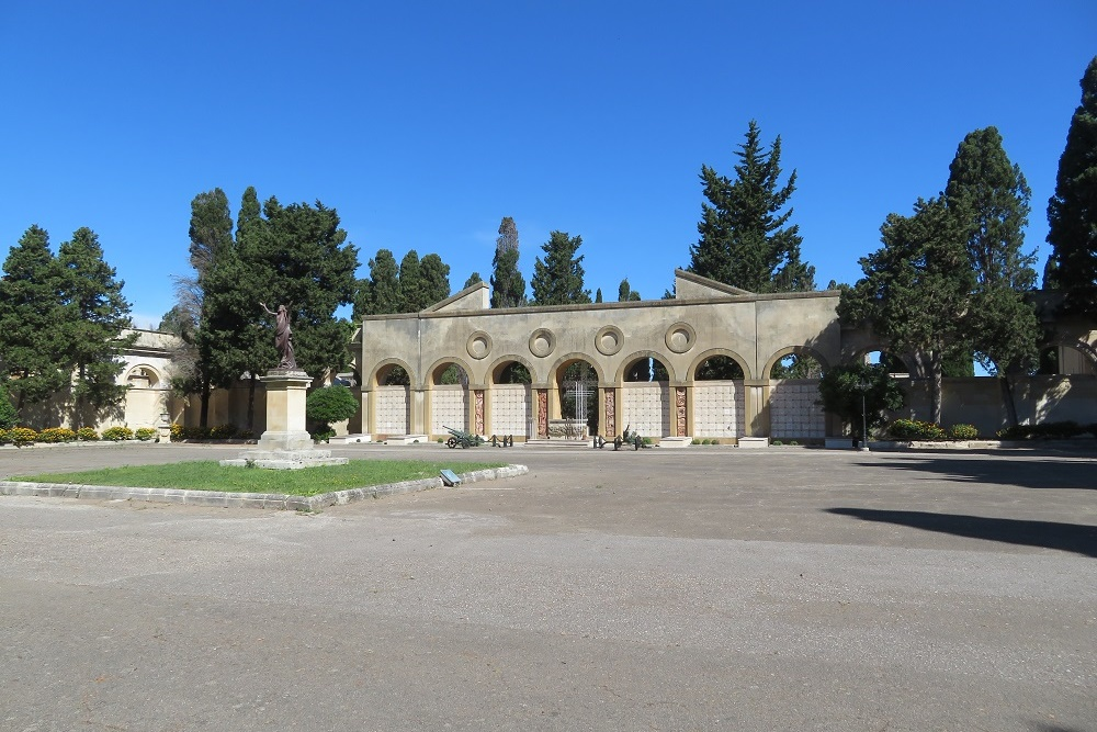 Monumento Cimitero di Lecce
