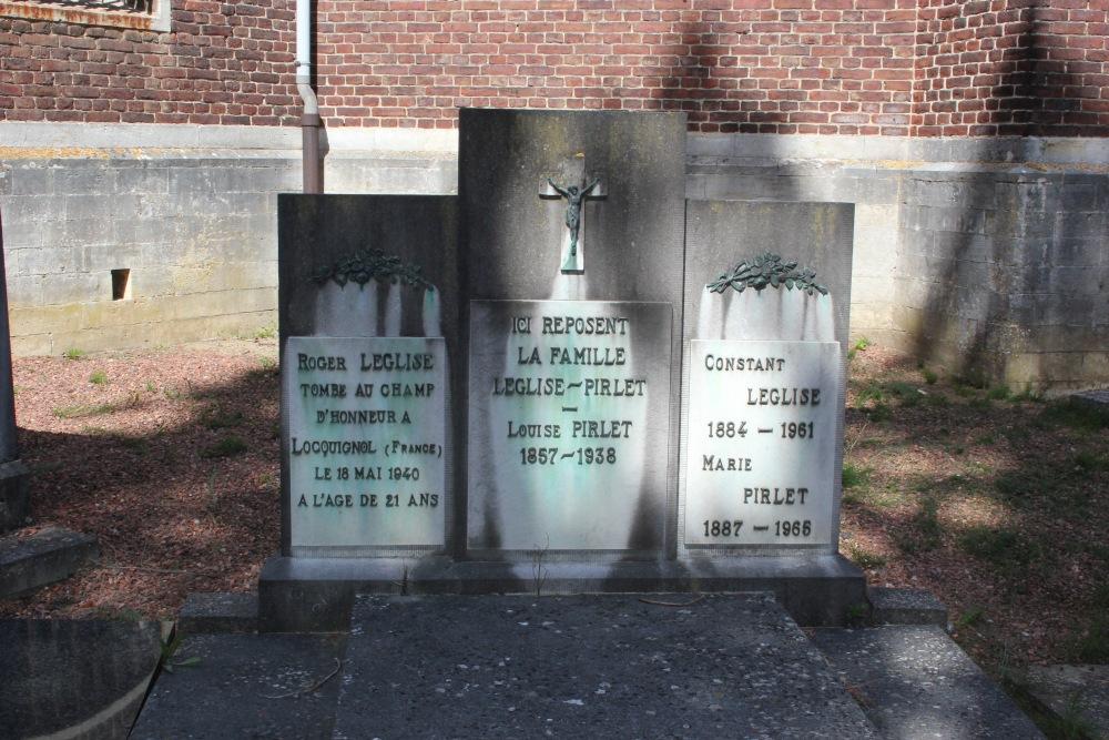Belgian War Grave Archennes