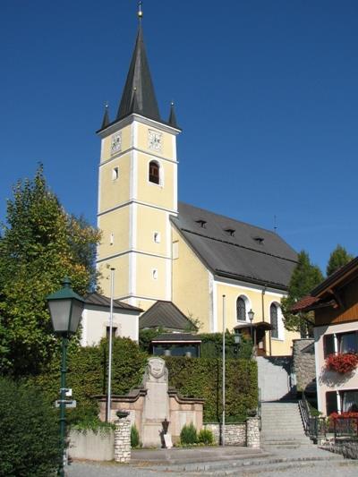 Oorlogsmonument Henndorf am Wallersee