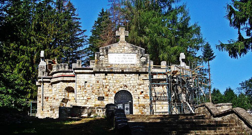 Mausoleum Roemeense, Duitse & Oostenrijks-Hongaarse Soldaten Soveja