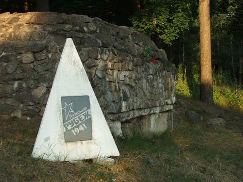 Luga Defence Line - Russian Bunker