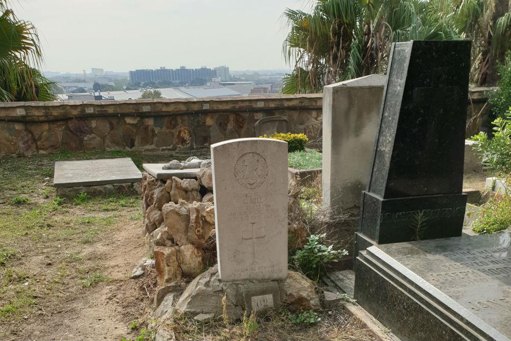 Commonwealth War Grave Montjuïc Cemetery Barcelona