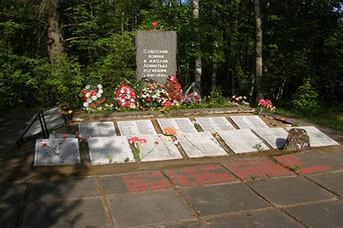 Soviet War Cemetery Kobona