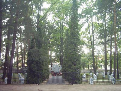 Sovjet Oorlogsbegraafplaats Hajnówka