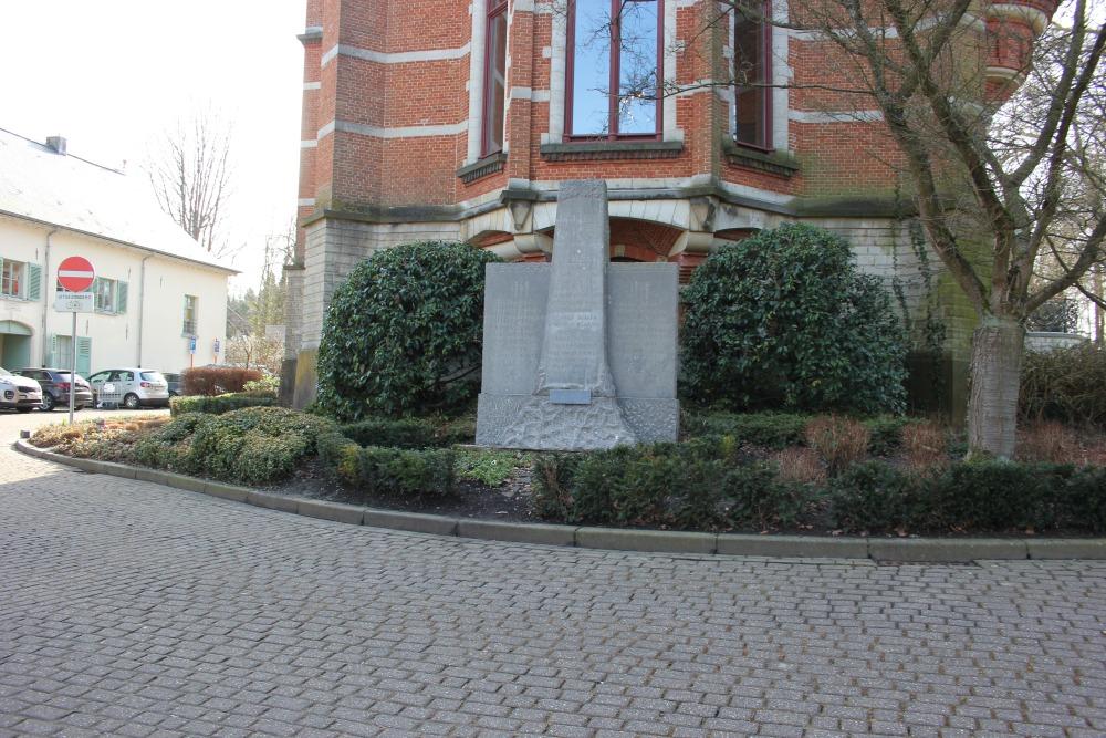 War Memorial Hoeilaart