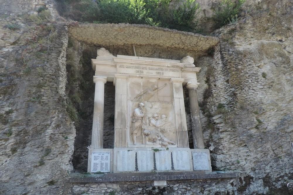 Gedenkteken Vaison-la-Romaine