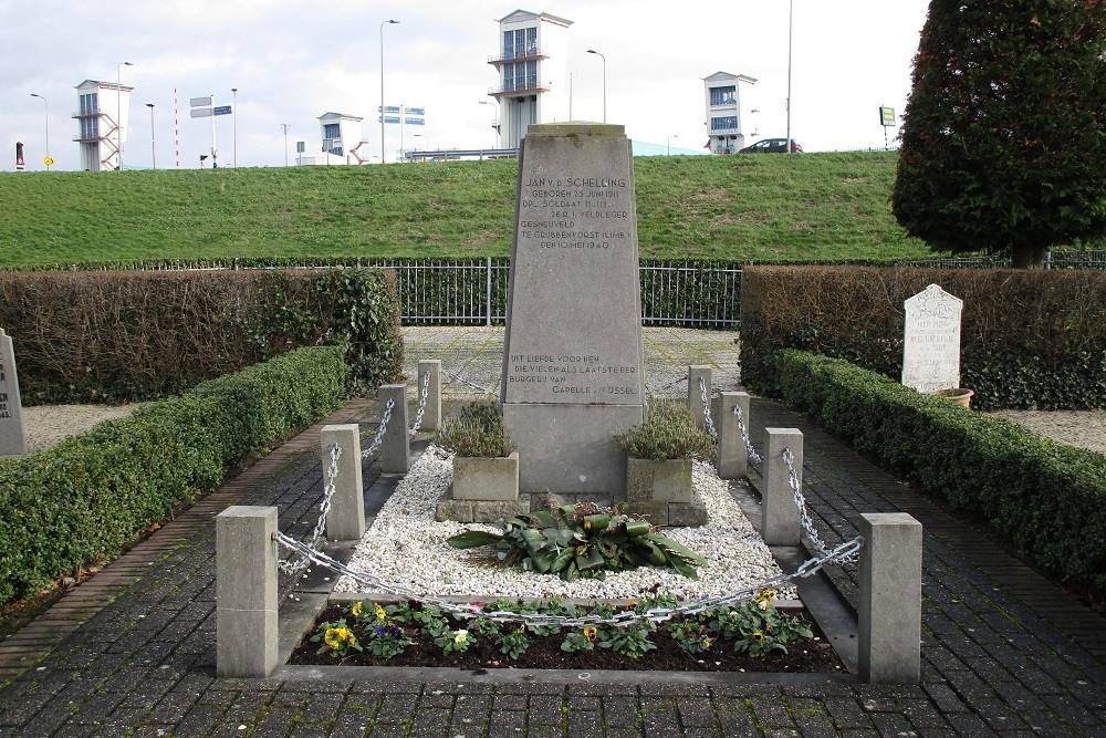 Dutch War Graves Capelle aan den IJssel