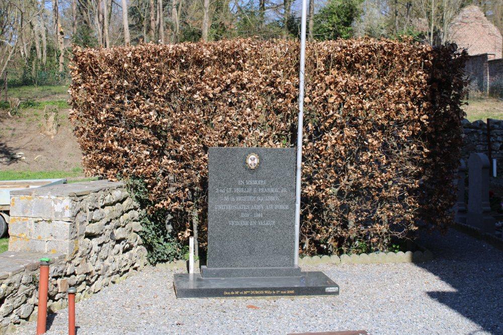 Memorial Second Lieutenant Philip E. Pearson