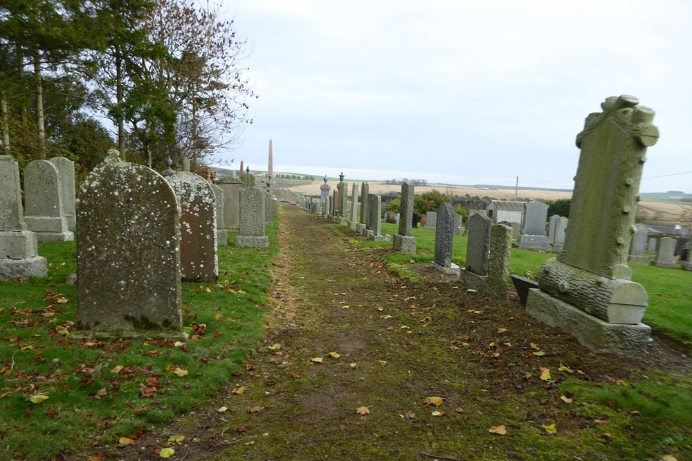 Commonwealth War Graves Savoch Churchyard