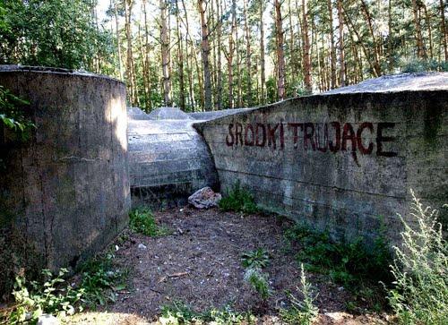 Rawka-Bzura-Stellung - Bunker Sierzchow