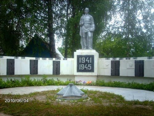 Mass Grave Soviet Soldiers Ûročkino
