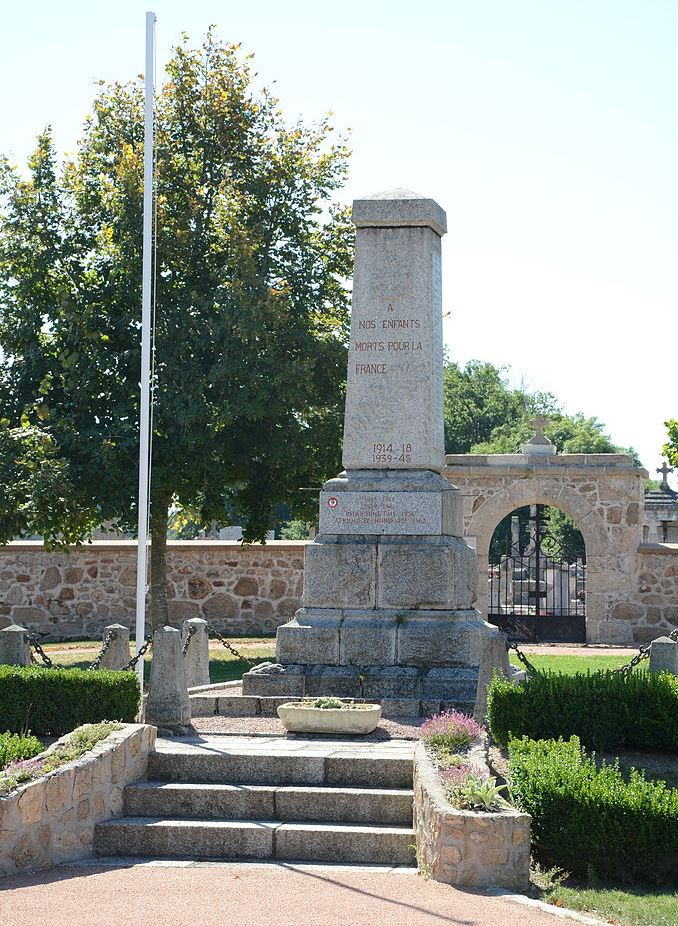 War Memorial Abjat-sur-Bandiat