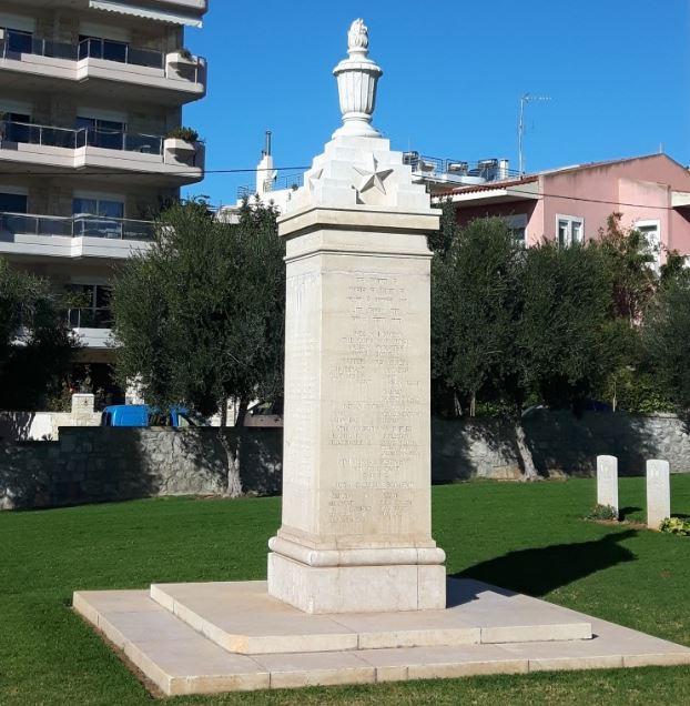 Phaleron Cremation Memorial