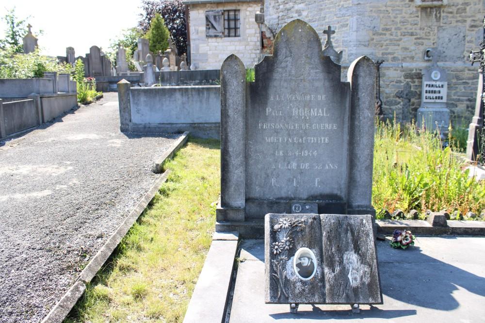 Belgian War Grave Lavoir