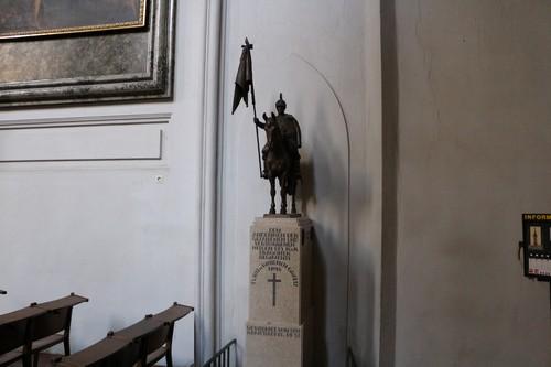 War Memorial K.u.K. Dragoner Regiment Nr. 14