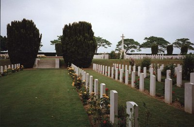 Commonwealth War Graves Abbeville