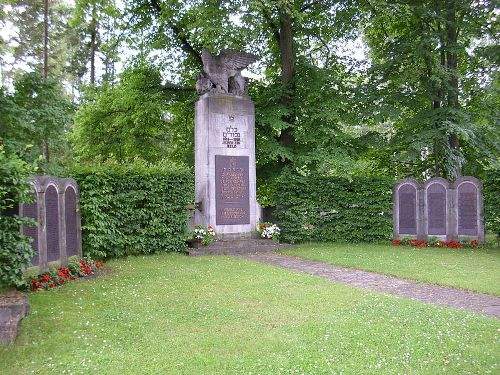 War Memorial New Jewish Cemetery Nürnberg