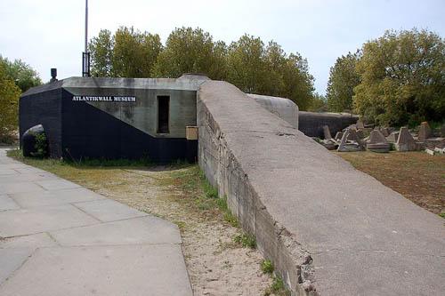 Regelbau 625b Casemate Hoek van Holland