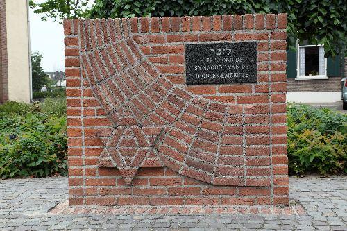 Monument Voormalige Joodse Synagoge