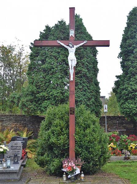 Massagraf Slachtoffers KZ Auschwitz