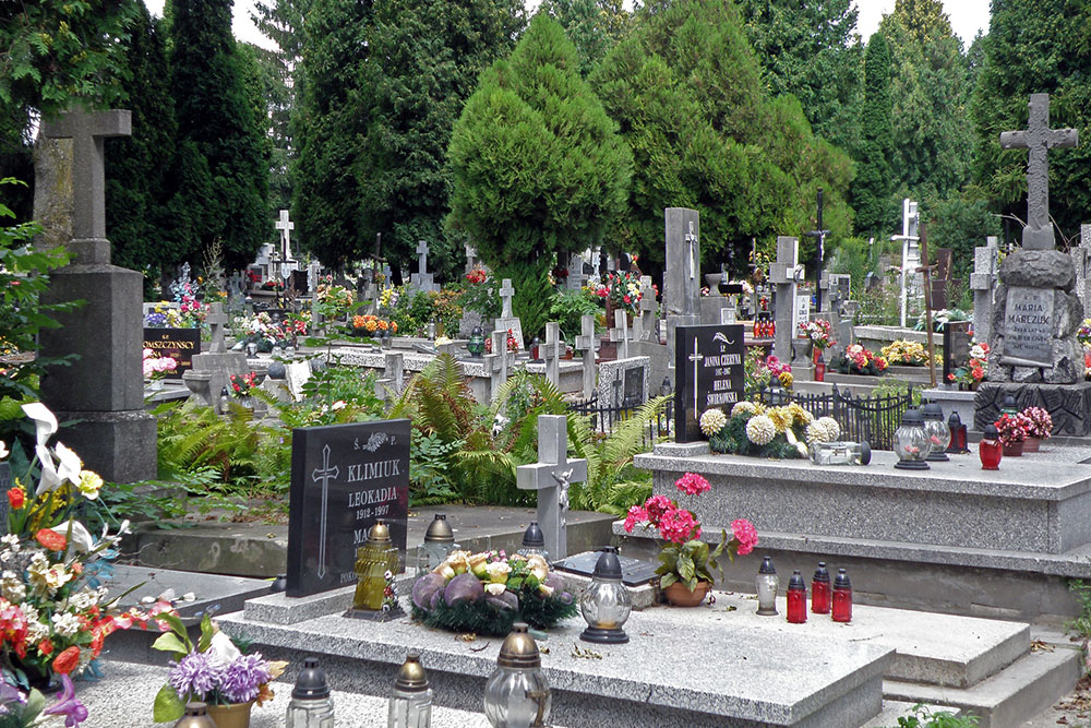 Begraafplaats ul.Lwowska