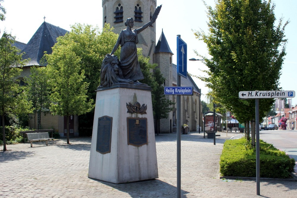 Oorlogsmonument Beveren