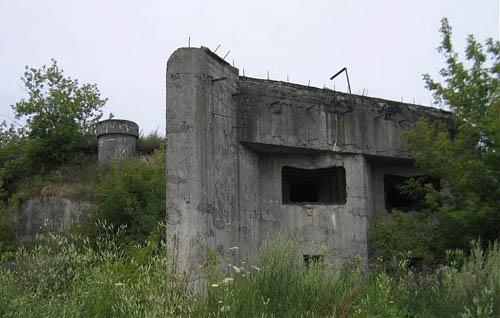 Molotov Line - Gun Casemate (No. 548)