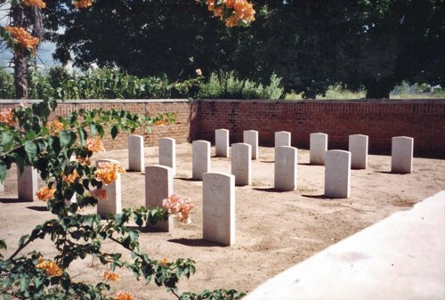 Commonwealth War Cemetery Karonga