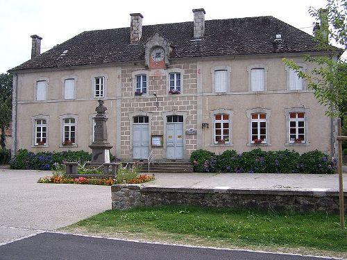 War Memorial Antignac