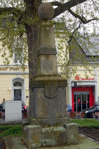 Oorlogsmonument Bonn
