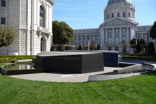 Monument Veteranen San Francisco