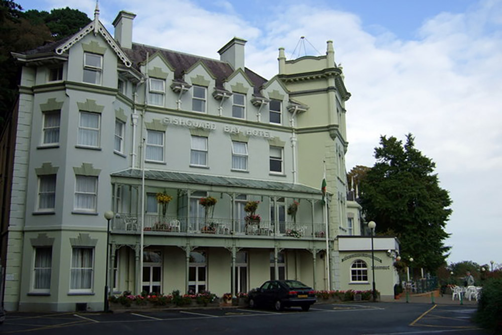 SOE Establishment - Station IXb: Fishguard Bay Hotel