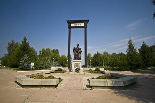 Oorlogsmonument Ozersk