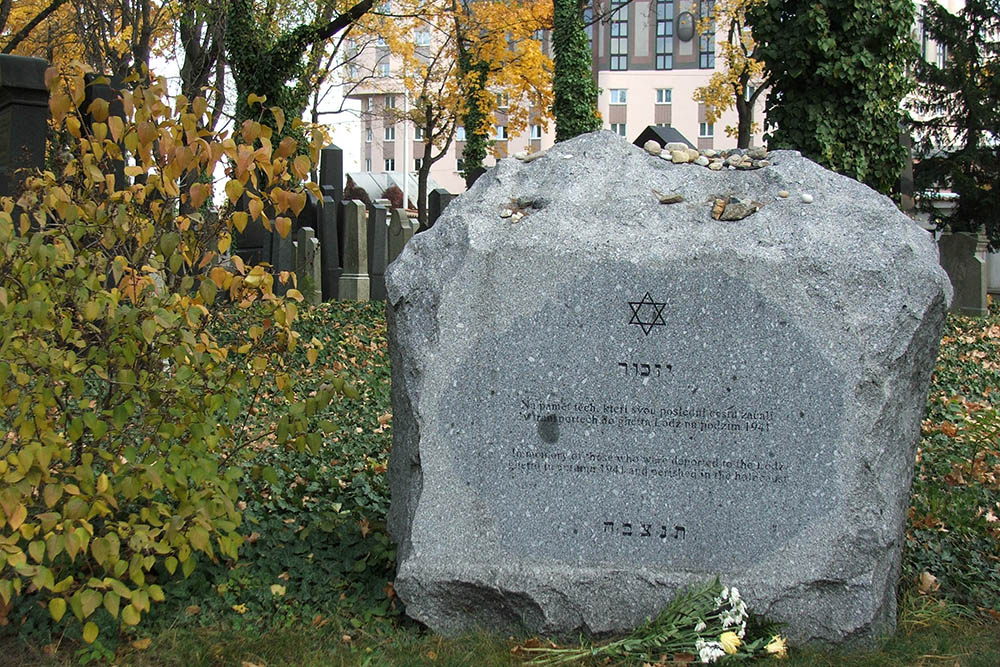 Litzmannstadt Ghetto Memorial