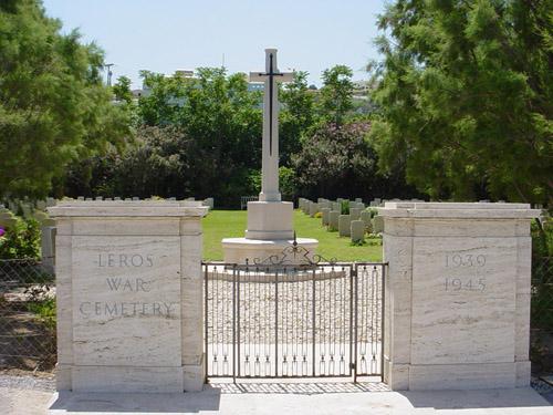 Commonwealth War Cemetery Leros