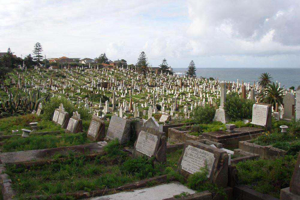 Oorlogsgraven van het Gemenebest Waverley General Cemetery