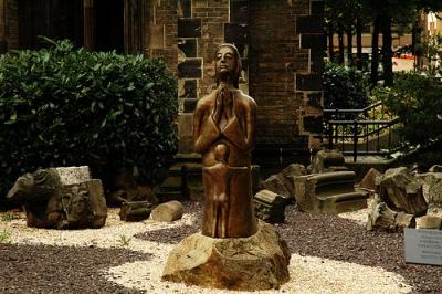 Monument Bidster voor Vrede