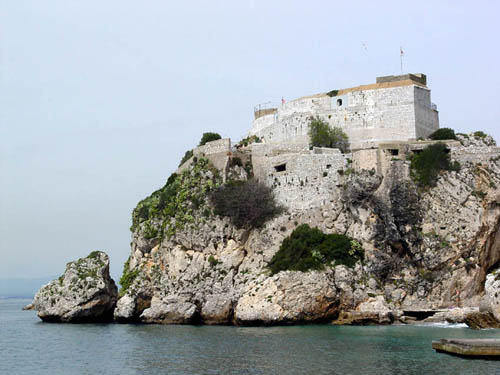 Parson's Lodge Battery (Gibraltar)