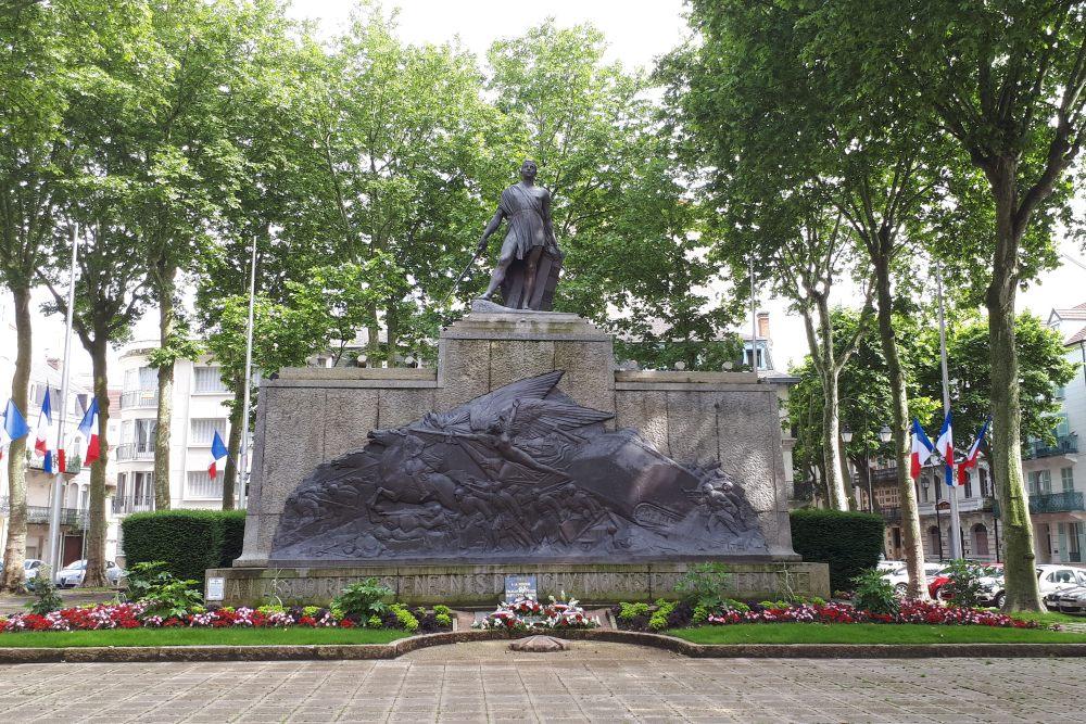Oorlogsmonument Vichy