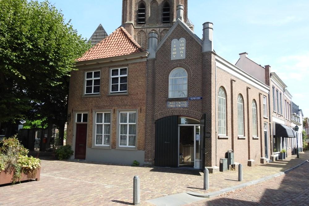 Voormalige Synagoge Geertruidenberg