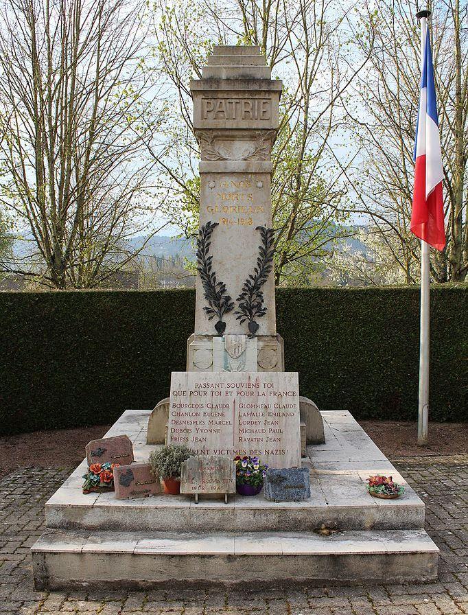 War Memorial Saint-Pantaléon