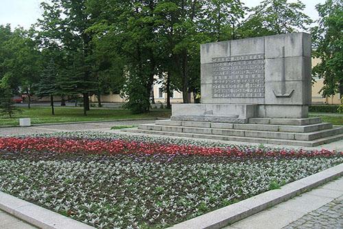 Submarine Memorial Kronstadt