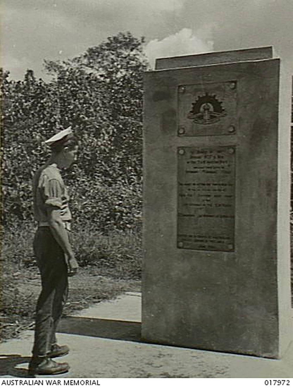 Battle of Milne Bay 1942 Memorial