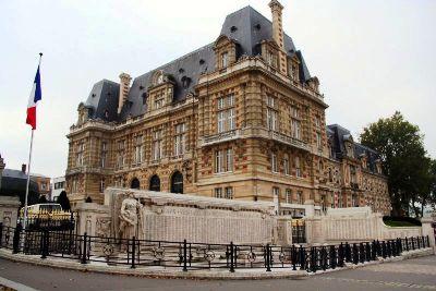Oorlogsmonument Versailles