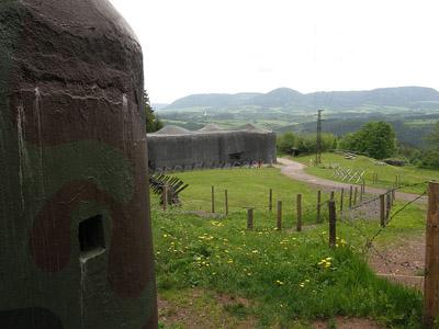 Benešova Line - Fort Stachelberg
