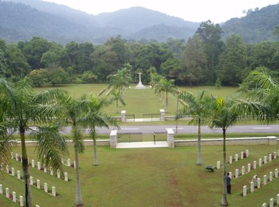 Commonwealth War Cemetery Taiping